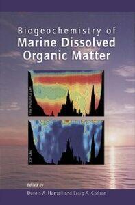 Ebook in inglese Biogeochemistry of Marine Dissolved Organic Matter