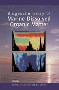 Ebook in inglese Biogeochemistry of Marine Dissolved Organic Matter -, -