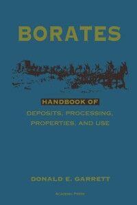 Ebook in inglese Borates Garrett, Donald E.