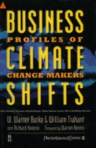 Ebook in inglese Business Climate Shifts Burke, Warner , Koonce, Richard , Trahant, William