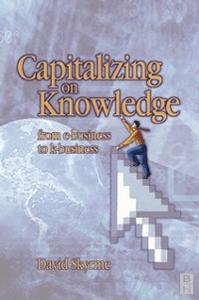 Ebook in inglese Capitalizing on Knowledge Skyrme, David