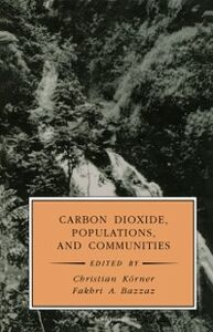Ebook in inglese Carbon Dioxide, Populations, and Communities Bazzaz, Fakhri A.