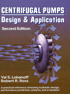 Ebook in inglese Centrifugal Pumps Lobanoff, Val S. , Ross, Robert R.