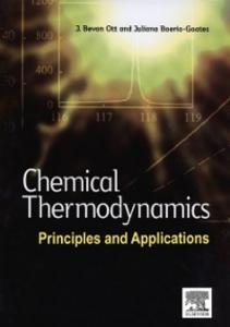 Ebook in inglese Chemical Thermodynamics: Principles and Applications Boerio-Goates, Juliana , Ott, J. Bevan