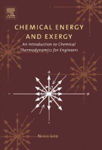 Ebook in inglese Chemical Energy and Exergy Sato, Norio