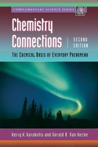 Ebook in inglese Chemistry Connections Hecke, Gerald R. Van , Karukstis, Kerry K.