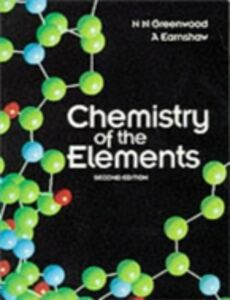 Ebook in inglese Chemistry of the Elements Earnshaw, A. , Greenwood, N. N.