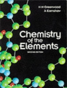 Ebook in inglese Chemistry of the Elements Earnshaw, A. , Greenwood, N. N.