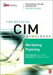 CIM Coursebook 06/07 Marketing Planning