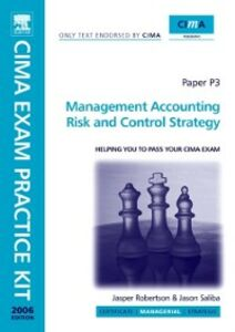 Ebook in inglese CIMA Exam Practice Kit Management Accounting Risk and Control Strategy Foster, Stephen