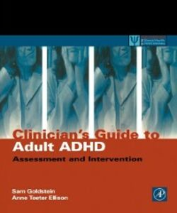 Ebook in inglese Clinician's Guide to Adult ADHD