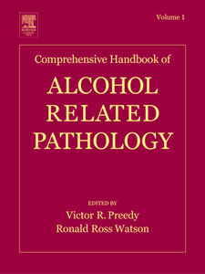 Foto Cover di Comprehensive Handbook of Alcohol Related Pathology, Ebook inglese di Ronald Ross Watson,Victor R. Preedy, edito da Elsevier Science
