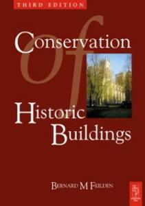 Ebook in inglese Conservation of Historic Buildings Feilden, Bernard