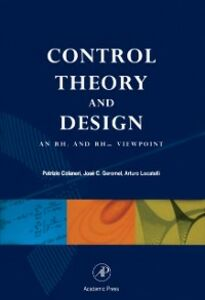 Foto Cover di Control Theory and Design, Ebook inglese di AA.VV edito da Elsevier Science