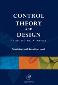 Ebook in inglese Control Theory and Design Colaneri, Patrizio , Geromel, Jose C. , Locatelli, Arturo