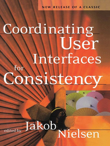 Ebook in inglese Coordinating User Interfaces for Consistency Nielsen, Jakob