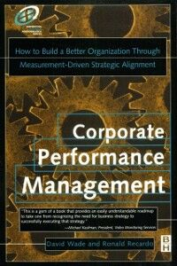 Ebook in inglese Corporate Performance Management Recardo, Ron , Wade, David