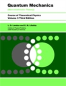 Ebook in inglese Quantum Mechanics Landau, L D , Lifshitz, E.M.