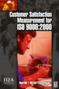 Ebook in inglese Customer Satisfaction Measurement for ISO 9000: 2000 Roche, Greg , Self, Bill