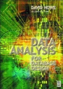 Ebook in inglese Data Analysis for Database Design Howe, David