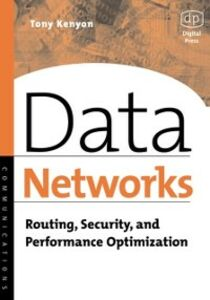 Ebook in inglese Data Networks Kenyon, Tony