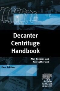 Foto Cover di Decanter Centrifuge Handbook, Ebook inglese di  edito da Elsevier Science