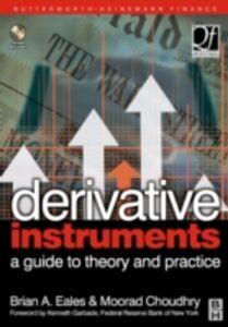 Ebook in inglese Derivative Instruments Choudhry, Moorad , Eales, Brian