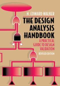 Ebook in inglese Design Analysis Handbook Walker, N. Edward