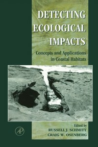 Ebook in inglese Detecting Ecological Impacts -, -