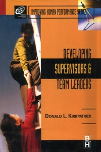 Ebook in inglese Developing Supervisors and Team Leaders Kirkpatrick, Andrew W