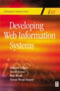 Ebook in inglese Developing Web Information Systems Vidgen, Richard