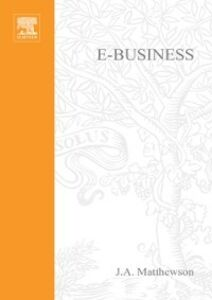 Ebook in inglese e-Business - A Jargon-Free Practical Guide Matthewson, James