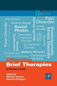 Ebook in inglese Effective Brief Therapies -, -