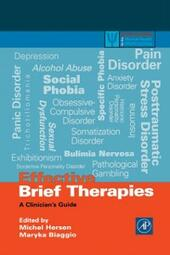 Effective Brief Therapies