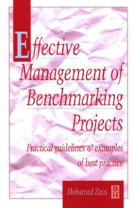 Foto Cover di Effective Management of Benchmarking Projects, Ebook inglese di Mohamed Zairi, edito da Elsevier Science