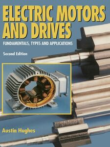 Ebook in inglese Electric Motors and Drives Hughes, Austin