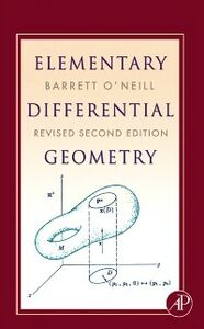Ebook in inglese Elementary Differential Geometry, Revised 2nd Edition O'Neill, Barrett