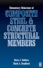 Elementary Behaviour of Composite Steel and Concrete Structural Members