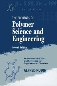 Foto Cover di Elements of Polymer Science & Engineering, Ebook inglese di Alfred Rudin, edito da Elsevier Science