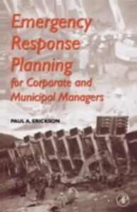 Ebook in inglese Emergency Response Planning Erickson, Paul A.