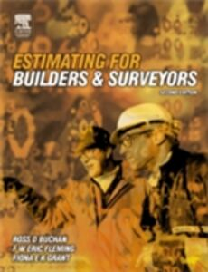 Ebook in inglese Estimating for Builders and Surveyors Buchan, R D , Fleming, Eric , Grant, Fiona E K