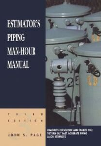 Foto Cover di Estimator's Electrical Man-Hour Manual, Ebook inglese di John S. Page, edito da Elsevier Science