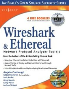 Foto Cover di Wireshark & Ethereal Network Protocol Analyzer Toolkit, Ebook inglese di AA.VV edito da Elsevier Science