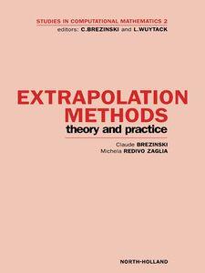 Ebook in inglese Extrapolation Methods Brezinski, C. , Redivo Zaglia, M.