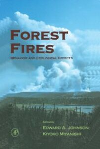 Ebook in inglese Forest Fires -, -