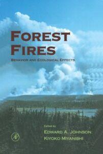 Foto Cover di Forest Fires, Ebook inglese di  edito da Elsevier Science