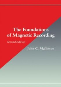 Ebook in inglese Foundations of Magnetic Recording 2E Mallinson, John C.