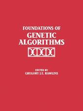 Foundations of Genetic Algorithms 1991 (FOGA 1)