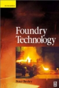 Foto Cover di Foundry Technology, Ebook inglese di Peter Beeley, edito da Elsevier Science