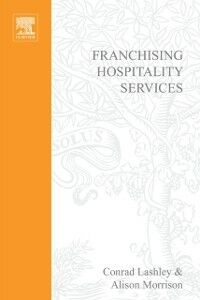 Foto Cover di Franchising Hospitality Services, Ebook inglese di  edito da Elsevier Science